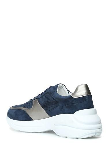 NetWork Sneakers Lacivert